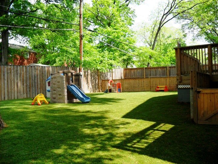 Playground Turf Bethesda, MA
