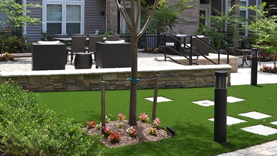 Synlawn Chesapeake Bay Distributors Certified Installers Of